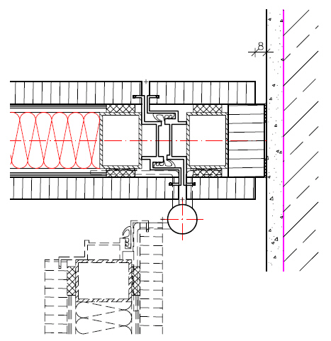 Tür detail  Details E 8
